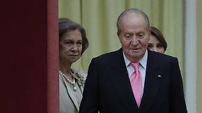 Promi-News des Tages: Ehe-Aus bei Juan Carlos und Sofia von Spanien?