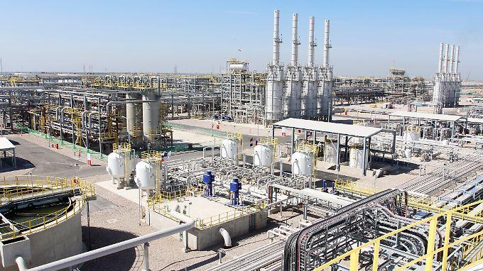 Gefährdet der Irak-Konflikt (Anlage bei Basra) die Öl-Versorgung?