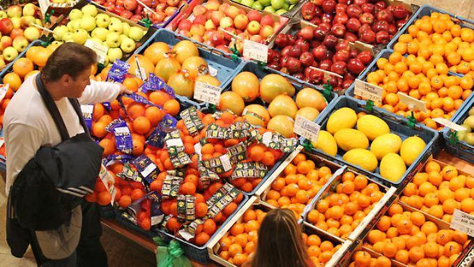 Schlechte Ernten in vielen Teilen der Welt lassen die Preise einiger Lebensmittel wieder steigen.