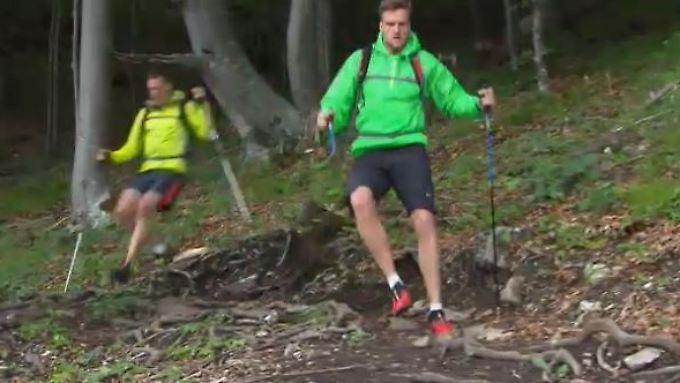 n-tv Ratgeber: Trailrunning führt über Stock und Stein