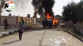 Nervosität am Rohstoffmarkt: Irak-Krise lässt Ölpreis in die Höhe schießen
