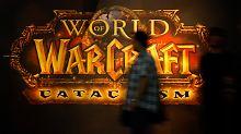 Das 2004 veröffentlichte World of Warcraft zieht Spieler rund um den Globus in seinen Bann.