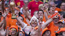 Spanien-Debakel im Auftaktspiel: Holland schießt den Weltmeister sprachlos