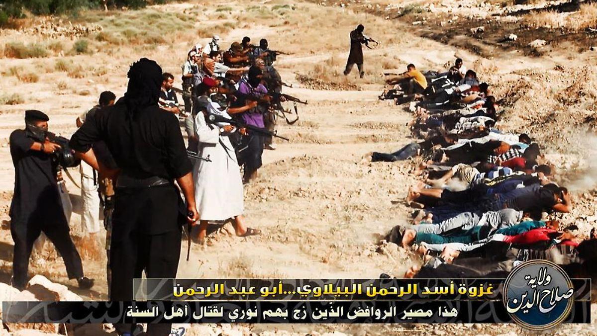 Krieg Isis