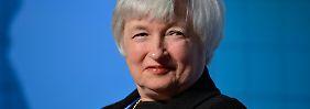 Wann erhöht die Fed die Zinsen?: Yellen macht den Euro an