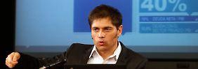 Heikler Versuch: Trickst sich Argentinien um Pleite herum?