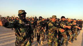 Schiitenführer macht Maliki Druck: Irakische Armee plant Schlag gegen Isis