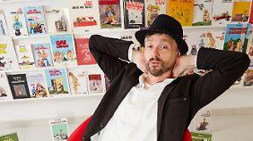 Seit mehr als 35 Jahren zeichnet Ralf König Comics.