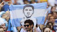 """... """"Wenn du einen Messi hast, ist alles möglich."""""""