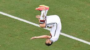 Zitterpartie gegen Ghana: Klose rettet DFB-Elf vor der Pleite