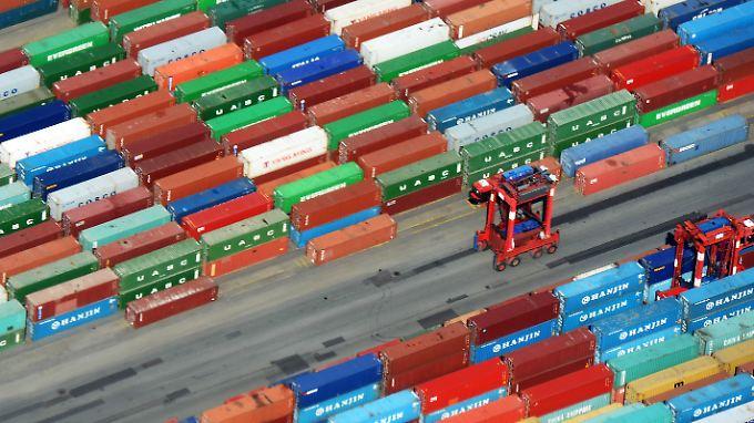 Auch Akten über Bin-Laden-Familie?: Hamburger Zoll findet Container mit Offshore-Kontodaten