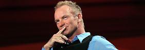 Der Sänger stammt aus einer Arbeiterfamilie in Nordengland. Heute gehört er zu den reichsten Briten.