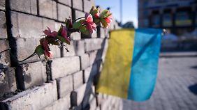 Bewegung im Ukraine-Konflikt: Prorussische Separatisten stimmen Feuerpause zu
