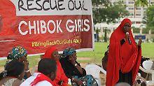 Im Nordosten Nigerias: Dutzende Frauen und Mädchen verschleppt