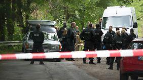 Flugzeugabsturz im Sauerland: Staatsanwalt ermittelt gegen Bundeswehrpiloten