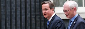 Masochismus in Brüssel: Cameron will öffentlich verlieren