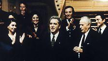 """Zwischen den 80er und 90er Jahren haben sie sich neu organisiert. Sie haben keinen zentralen """"Boss der Bosse"""", sondern werden von mehreren gleichberechtigten regionalen Bossen gelenkt."""