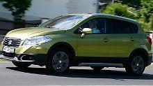 Der große Bruder des klassischen SX4: Der S-Cross von Suzuki.