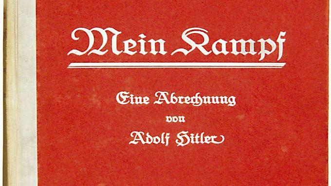 """""""Überall lauert das Groteske"""": Die Forscher wollen die Deutung von Hitlers """"Abrechnung"""" nicht Satirikern oder Ewiggestrigen überlassen."""