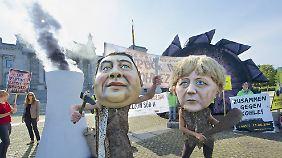 Bundestag stimmt EEG-Gesetz zu: Brüssel könnte Ökostrom-Reform blockieren
