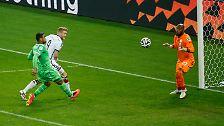 Nun Viertelfinale gegen Frankreich: Algerien bietet der DFB-Elf beherzten Kampf