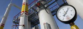 Trotz Ukraine-Konflikts: Gazprom steigert Gas-Exporte nach Europa