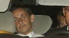 Im Dickicht der Affären: Justiz leitet Verfahren gegen Sarkozy ein
