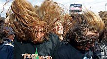 Hirnbluten nach Motörhead-Konzert: Headbanging kann gefährlich werden