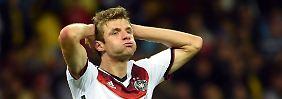 """""""In anderen Ländern schwärmt man dann"""": Müller & Bierhoff kritisieren DFB-Kritiker"""