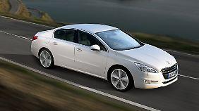 In Deutschland ist der Peugeot 508 für rund 25.000 Euro zu haben, in Kuba kostet der Wagen das Achtfache.