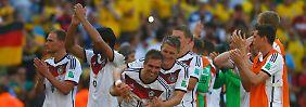 Sieg des Wollens gegen Frankreich: DFB-Elf kämpft sich ins WM-Halbfinale
