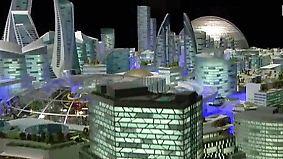 """Gigantische """"Mall of the world"""": Dubai baut größten Konsumtempel der Welt"""