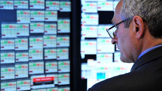Kurse satt, aber wie startet die Berichtssaison? Diese Frage dürfte die Wall Street nicht nur zum Wochenauftakt beschäftigen.