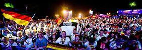 """Deutschland im Freudentaumel: """"Bei manchen Toren dachte ich, es sei noch Wiederholung"""""""