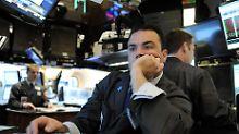 Reformdesaster und Bankenzahlen: Dow Jones schließt im Minus