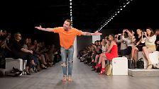 Mehr als Busenblitzer auf der Fashion Week: Is dis aus Berlin? Aber natürlich!