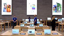 """""""Es geht um mehr als Verkauf"""": Apple Stores bekommen Markenschutz"""