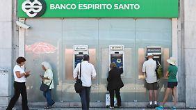 Privatbank wiegelt ab: Pleitegerüchte um Espirito Santo machen die Runde