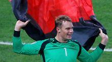 Goldener Ball als Messis Trostpreis: Manuel Neuer Superstar-Keeper