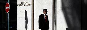 Die kriselnde portugiesische Banco Espírito Santo bekommt neue Chefs.