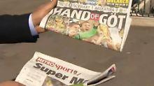 """Europäische Presse feiert DFB-Elf: """"Super Mario"""" ist der Held der Stunde"""