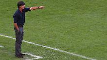 Auf der Spitze des Erfolgs: Bleibt Löw Bundestrainer?