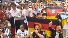 """""""Den Titel mit nach Hause geholt"""": Deutsche Fans kehren aus Brasilien zurück"""