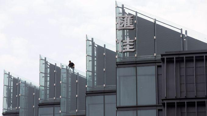 Stärkeres Wachstum als erwartet: China kämpft sich aus der Flaute
