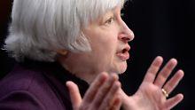 """Zweite Amtszeit als Fed-Chefin?: Trump: Yellen noch """"absolut"""" im Rennen"""