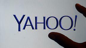 Mayer bittet um Geduld: Yahoo laufen weiter die Werbekunden davon
