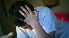 Matthew Kolen hat das Asperger-Syndrom. Er benötigt mehr Zeit für sich als andere Jungen in seinem Alter.
