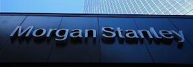 """""""Wir sehen eine Belebung"""": Morgan Stanley verdoppelt den Gewinn"""