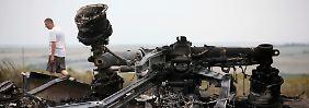 Experten sind sich sicher: Hat eine High-Tech-Rakete MH17 getroffen?