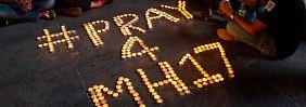 """MH17 vermutlich abgeschossen: """"Eine neue, furchtbare internationale Dimension"""""""